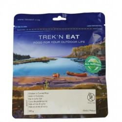 Trek'n Eat Huhn in Curryreis