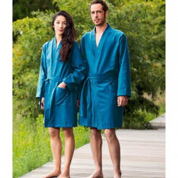 Cocoon Microfibre Bathrobe