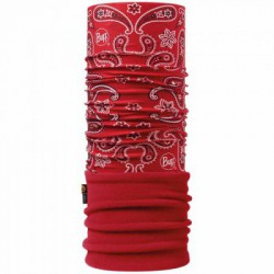 Buff Polar Buff Cashmere Red - Samba