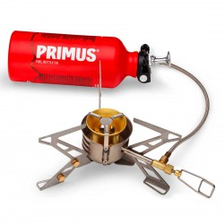 Primus Omnifuel II + Flasche