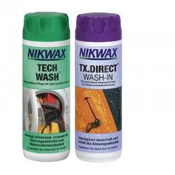 Nikwax Twinpack TX-Direct-Wash