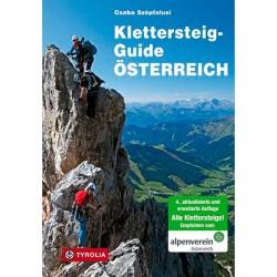 Tyrolia Verlag Klettersteig-Guide Österreich