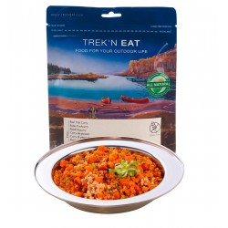 Trek'n Eat rotes Fischcurry