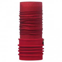 Buff Wool Coral Stripes