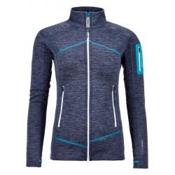 Ortovox Merino Fleece Light Melange Jacket Women