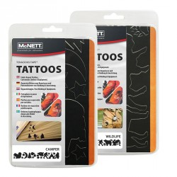 McNett Tattoos Tenacious