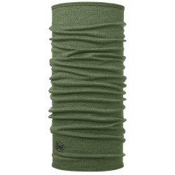 Buff Midweight Merino Light Military Melange