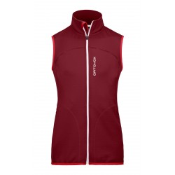 Ortovox Fleece Vest Women