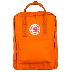 Fjäll Räven Kanken burnt orange