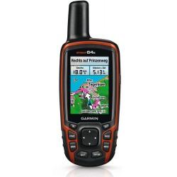Garmin GPSMAP 64s Set Topo Trans Alpin PRO
