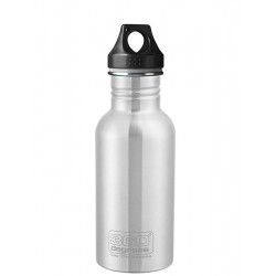 360 Degrees Stainless Drink Bottle 550ml