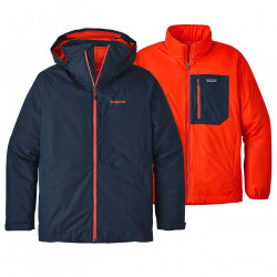 Patagonia 3 in 1Snowshot Jacket Men