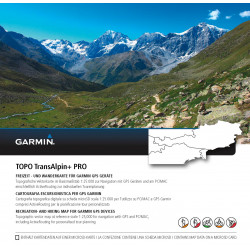 Garmin Topo Transalpin+ Pro