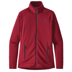 Patagonia R1 Full Zipp Jacket Women