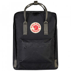 Fjäll Räven Kanken Black Striped