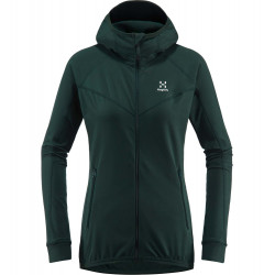 Haglöfs Lithe Hood Jacket Women