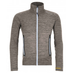 Ortovox Merino Fleece Light Melange Jacket Men