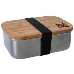 Basic Nature Lunchbox Bamboo