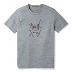 Smartwool Merino Sport Llama Adventure Tee