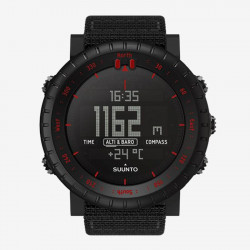 Suunto Core Red Black