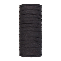 Buff Lightweight Merino Cubic Charcoal