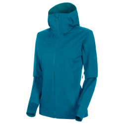 Mammut Ultimate V SO Hooded Jacket Women