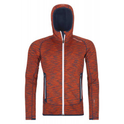 Ortovox Fleece Space Dyed Hoody Men