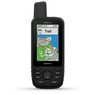 Garmin GPS Map 66st Set Topo Transalpin+ Pro