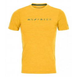 Ortovox 120 Cool Tec Icons T-Shirt