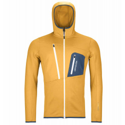 Ortovox 2020 Fleece Grid Hoody Men