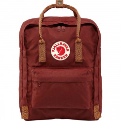Fjäll Räven Kanken Ox Red Goose Eye