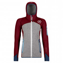 Ortovox Fleece Plus Hoody Women