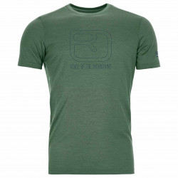 Ortovox 120 Tec Logo T-Shirt Men